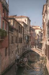 Venise (Loup Hurlant) Tags: venise gondole gondoles canal gondolier