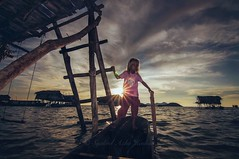 I'm going out... (Syahrel Azha Hashim) Tags: swing portrait nikon tokina shallow holiday malaysia morning housesonstilts ocean portraiture dramaticsky ultrawideangle semporna sabah local dof woodenhouse clearwater wooden seagypsy getaway handheld vacation residential clouds boat naturallight 11mm colorful maigaisland d300s travel syahrel beautiful stairs ladder details light simple island detail
