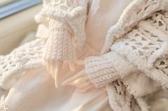 ^_^ (Suliveyn) Tags: soom coquina bjd doll knitting handmade mint