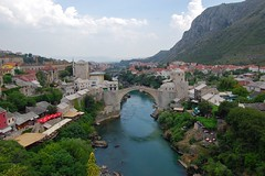 Mostar 61 (- Adam Reeder -) Tags: 5star 2008 adamreeder bosniaherzegovina easterneurope europe mostar red summer travel wwwadammreedercom bosniaherzegovinia