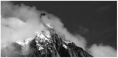 Aguille du Midi... (bent inge) Tags: aguilledumidi july 2016 chamonix france bentingeask traveling mountainview