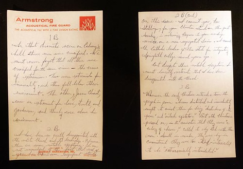 letter from a birmingham jail by martin luther king, jr. - a photo