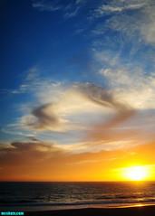 HotAugustNightsII (mcshots) Tags: usa california socal losangelescounty summer sunset coast sky clouds hot humid evening sun 2015 stock mcshots