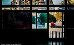Cuadrados (juanmatruji) Tags: streetphotography2016 fujifilmx canonfd 24mm street granada spain