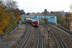 S8 (21106) - Northwood (GreenHoover) Tags: northwood lu londonunderground tube metropolitanline sstock s8 subsurfacestock surfacestock 21106