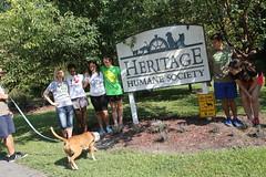 SHOW Day @ Heritage Humane Society (William & Mary Photos) Tags: williamsburg va usa williamandmary wm williammary wandm collegeofwilliamandmary collegeofwilliammary community service volunteer