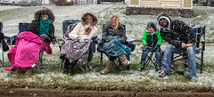 Waiting for the parade....   Explore (Kevin Povenz Thanks for the 2,800,000 views) Tags: 2016 november kevinpovenz westmichigan ottawacounty ottawa hudsonville hudsonvilleholidayparade holiday holidays snow cold chilly canon7dmarkii weather