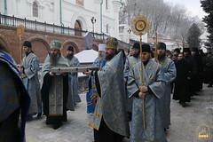 14. Arrival of Sanctities at Lavra / Прибытие святынь в Лавру 01.12.2016