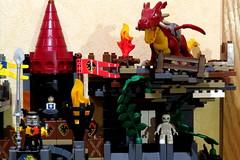 Lego Duplo Burg  Castle (*hannes*) Tags: lego duplo burg castle ritter knight mittelalter medieval moc