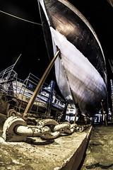 BERMEO (T.Miravalles) Tags: bermeo ontziola astillero longexposure largaexposicin barco hdr sigma10mm 10mm canon7d euskalherria zb gaua 7dmarkii