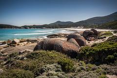 Australien (Dagmar' s Fotos) Tags: beach strand scenic wasser water atmosphere australia australien australiennationalpark landscape landschaft