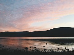 Loch side nights (Whinmary) Tags: westhighlandway scotland hiking landscape highlands lochlomond sunset nature magic