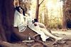 Persephone (Cat Delorey) Tags: portrait mythology persephone woman woods