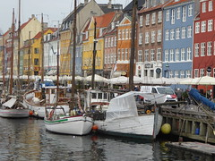 Historic Charm (m_artijn) Tags: nyhavn copenhagen dk historic charming houses canal harbour sailing boat