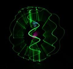 caught in the light (isco786) Tags: light lightpainting orbs lichtmalerei lichtkugeln