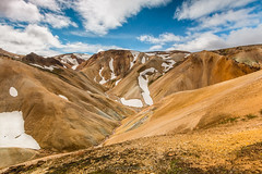Landmannalaugar @Iceland (Benjamin MOUROT) Tags: iceland islande north northernlight viking canon 70d nisifilter polarised lightroom6 photoshopcs3 1022mm landscape paysage europe 2016 july landmannalaugar mountain dream orange