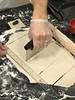 Smoked Oyster Beignet Prep (wka) Tags: food newyork westchester pelham newyearseve beignet dough ruler pastry