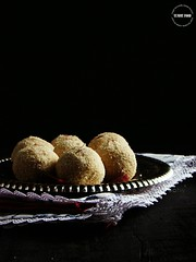 Saffron Flavoured Rava Ladoo & down the ExclusiveLane (lubnakarim06) Tags: love sweet sugar homemade semolina rava indiansweets indianfestival festivalfood indianrecipe ediblegifts festivalscelebrations festivalgifts