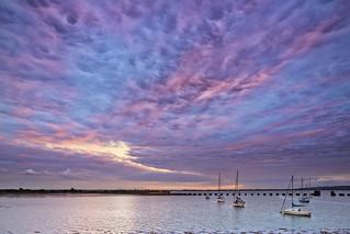 Monet's Sky