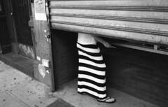 (David Chee) Tags: street leica nyc blackandwhite bw newyork film beauty brooklyn analog 35mm kodak manhattan cigarette trix hc110 rangefinder summicron 400 products f2 avenue iv m6 greenpoint v4 summicronm stokrotka