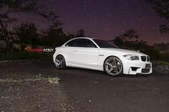 BMW 1M ADV5 M.V2 SL Series (ADV1WHEELS) Tags: street white wheels deep rims luxury spec forged concave stance 20inch oem hiddenhardware 3piece 1piece adv1 20x9 forgedwheels deepconcave advone advancedone antelopeban brushedgunmetal glossgunmetal