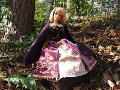 Disney Aurora - Autumn (sh0pi) Tags: sleeping beauty rose fairytale couple doll designer disney collection le aurora limited edition briar 6000 disneystore puppe 2014 dornrschen deboxed