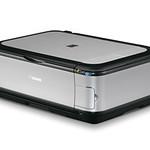 インクジェットプリンター複合機の写真