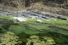 Crocodile River (|M| Almeida) Tags: ro river ecuador paisaje clear tuesday sur seco crocodiles transparente theenchantedcarousel