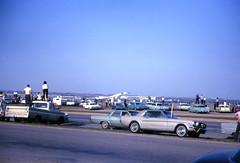 1966 Carswell AFB Airshow (Zane S. Adams) Tags: texas force fort air 1966 airshow worth kodachrome slides usaf base f4 fortworth sr71 afb c141 f104 carswell b58 f111 northamerican johnwilliams xb70 b57 f101 carswellafb