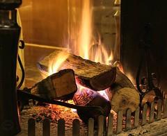 (vale.rizze89) Tags: winter fireplace camino inverno freddo caldo