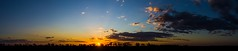 Sunset (Guille Barbat) Tags: nature australia panoramic queensland roadside ladscapes guillebarbat