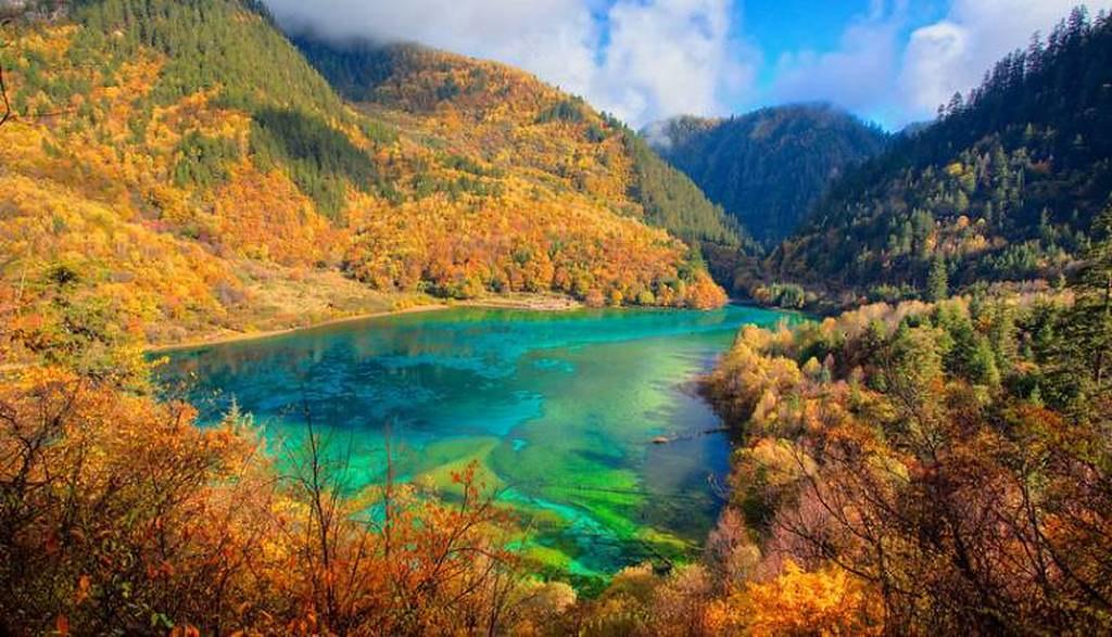 Cửu Trại Câu, Trung Quốc