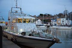HMS Blazer (LostnSpace2011 - On/OFF) Tags: dorset weymouth warship hmsblazer archersclass