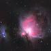 Orion Nebula (M42, M43) and Running Man Nebula (NGC1973, NGC1975, NGC1977)
