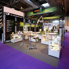 Temporary Exhibition Stand