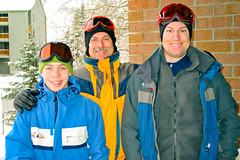 The Wood Ski Team (JPWood917) Tags: wood utah families places parkcity restorations johnwood justinwood alexwood