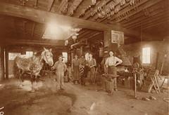 Blacksmith Shop, Probably