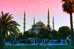 Immersed In Istanbul (Justin Kenneth Rowley) Tags: uploaded:by=flickrmobile flickriosapp:filter=nofilter