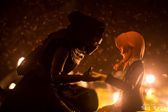 And at last I see the light (Sabrina Franzoni) Tags: figma goodsmile company yuu kawamura sekikara doll bandai sh figuarts action figure photography toys toy star wars kylo ren force awakens disney movie