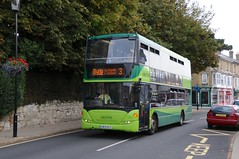 1151 (HW09 BCV) - Shanklin (GreenHoover) Tags: isleofwight iow shanklin southernvectis bus scaniaomnicity 1151 hw09bcv