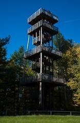 DSC_5022 (Copy) (pandjt) Tags: coaticook canada ca quebec easterntownships parcdelagorge lagorge couillardtower observationtower couillardobservationtower