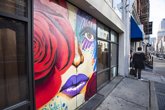LISA project (eb78) Tags: nyc newyorkcity manhattan streetart littleitaly graffiti mural