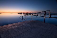 Narrabeen Sunrise (RoosterMan64) Tags: australia leefilters longexposure nsw narrabeen rockshelf seascape sunrise