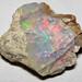 Precious opal (Shewa Province, Ethiopia) 5