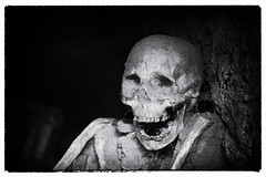 The Dead (CliveDodd) Tags: herculaneum italy skeleton