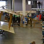 Hærens Flyvemaskinfabrikk FF-2A Shorthorn replica at Kjeller 2012 thumbnail