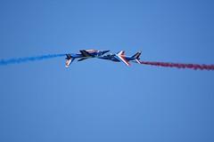 La patrouille de France (Jul_ser) Tags: patrouille france perrosguirec d7100 nikon 55300 avion plane acrobatie arienne aerobatic