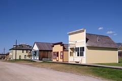 Fort Steele, BC (Larry Myhre) Tags: fortsteele britishcolumbia canada ghosttown historic heritage restored town buildings windsorhotel hardwarestore doctorsoffice dentistsoffice bcalbertasept2016