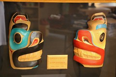 Grizzly Bear (demeeschter) Tags: canada yukon territory teslin lake town heritage center native american tlingit historical museum art attraction