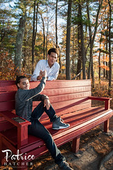 C E (pvhatcher) Tags: carver carverhighschool caz elijah highschool sampsonspond yearbook almostbrothers bonding 2016patricehatcher